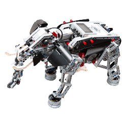 Éléphant robot LEGO® MIndstorms
