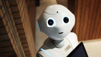 C'est quoi un robot ? Photo d'un robot humanoïde